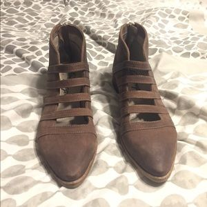 Free People Ankle Boots size 8